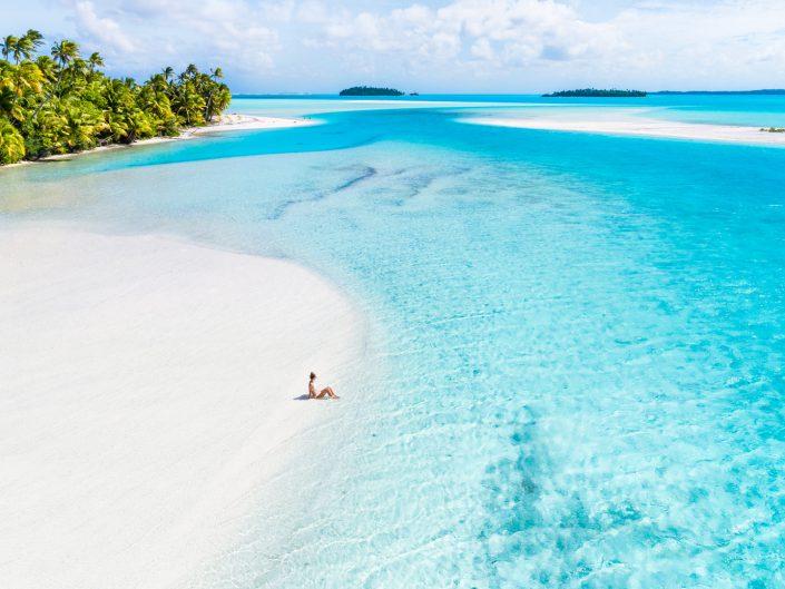 cook, rarotonga, aitutaki, one foot, honeymoon, Südsee, southpacific, Lagune, lagoon, Cook Inseln, island, islandlife