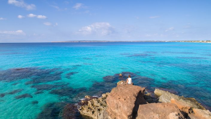 Spanien, Formentera, Beach, Meer, Strand, Ibiza, Tapas, Sonne