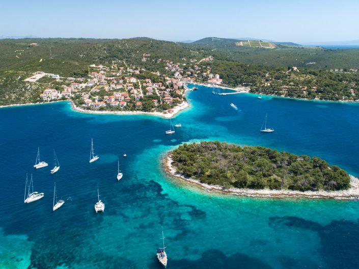 Kroatien, Sailing, Segeln, Mittelmeer, Island