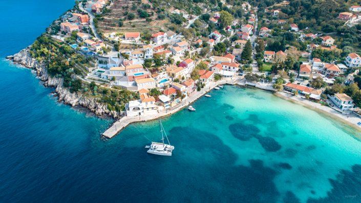 Asos - ein wirklich schönes kleines Dorf