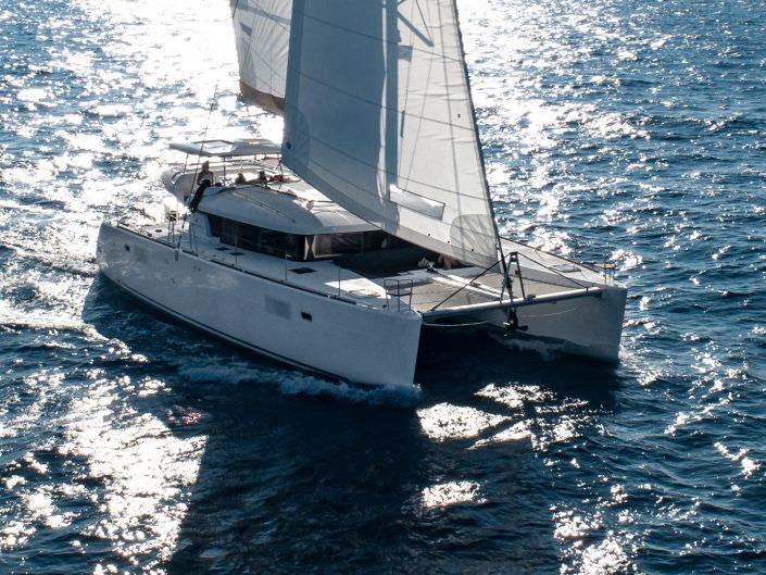 die Lagoon 450S - definitiv eines der schönsten Boote