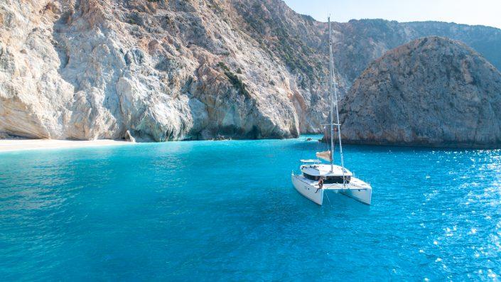 wir genießen wieder die Ruhe auf unserem Boot