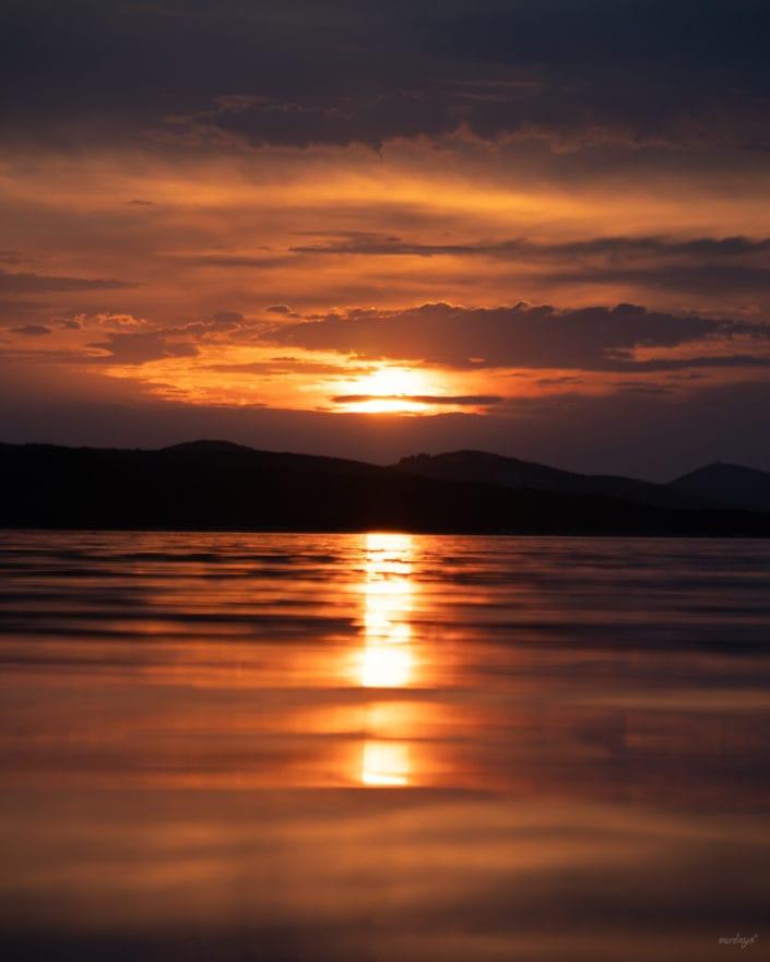 Kroatien, Segeln, Mittelmeer, Sommer, Sailing, Island