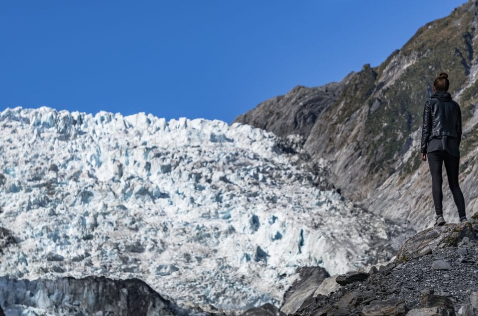 glaciers & beaches in just one day!