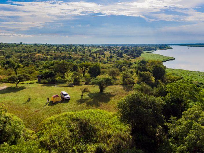 Murchison Falls, Nile Safari, Giraff, Giraffe, Elephant, Elefant, game drive, Paraa, boat trip, Lions, Löwe, safari, Guide, UWA