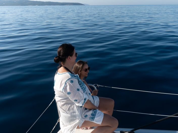 ...einfach nur aus das Meer schauen und sich unterhalten ?
